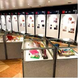 巡回展覽 香港中央圖書館 24/12/2020 - 21/01/2021